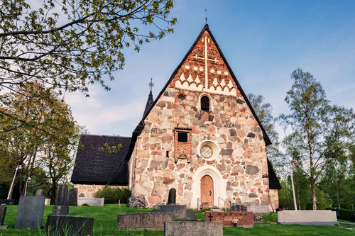 Vanajan kirkko