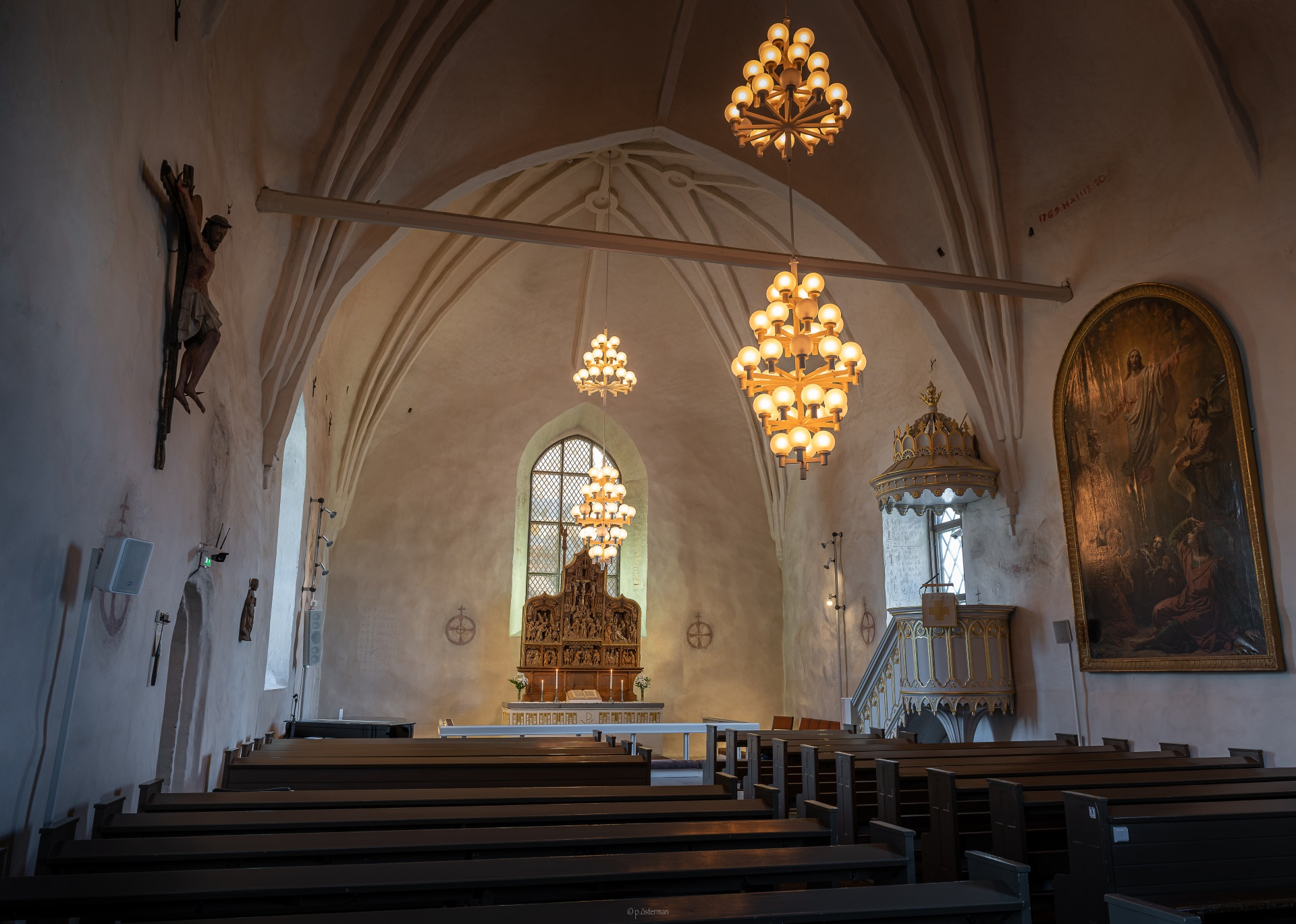 Kuvia Vanajan kirkosta - Hameenlinna-Vanajan seurakunta